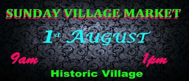 Sunday Village Market
