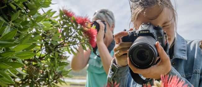 Photo School 1: Taking Control - 1 Day
