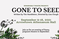 Image for event: Gone to Seed: CANCELLED