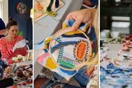 Embroidery Workshop – Spring Stitch Zen