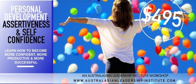 Personal Development: Self Confidence & Assertiveness