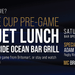 Bledisloe Cup Pre-Game Banquet Lunch