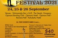 Image for event: Hokianga Country Music Festival: POSTPONED