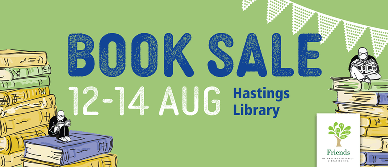 Friend of Hastings District Libraries Book Sale