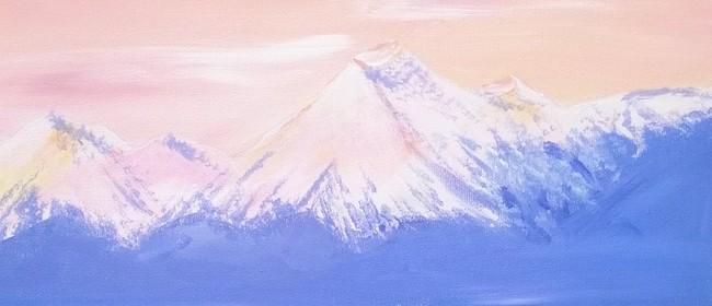 Paint and Wine Afternoon - Aoraki