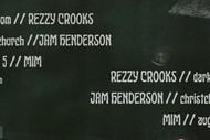 Rezzy Crooks, jam henderson, MIM