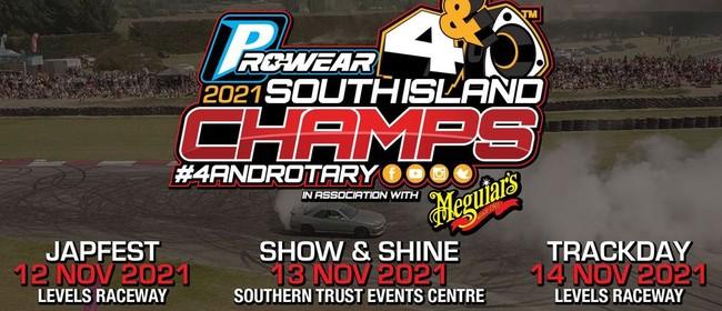 2021 Prowear 4 & Rotary South Island Champs