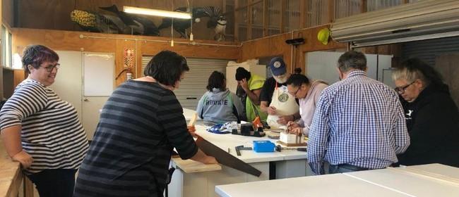 8-week Beginners Woodwork Class