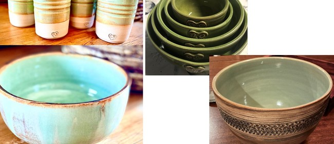 Sunday Pottery Wheel Throwing Taster Class