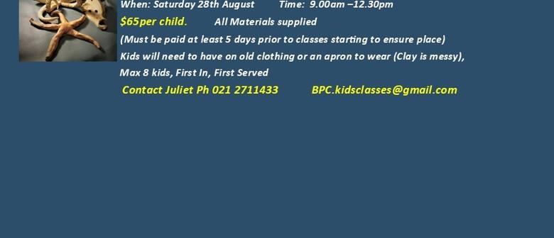 Kids Pottery Class