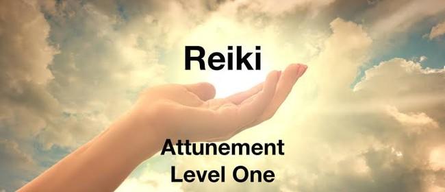 Reiki 1 Workshop & Attunement