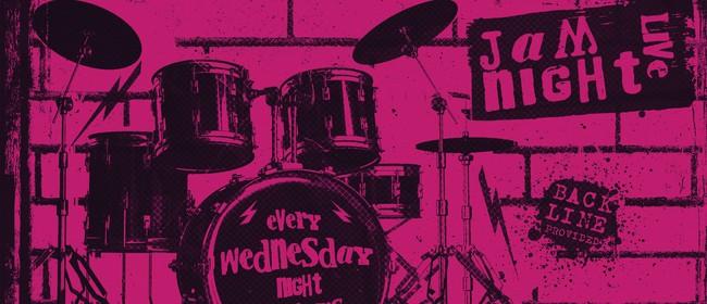 Wednesday Music Jam Sessions