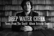 Image for event: Deep Water Creek - 'News From the South' Album Release: CANCELLED