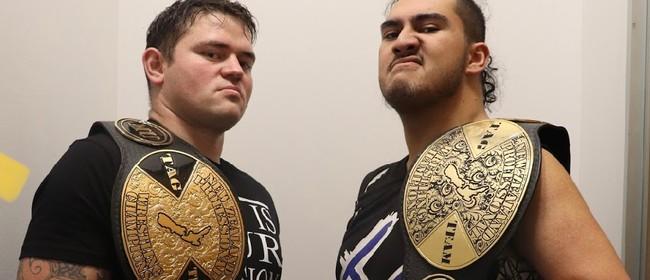 Maniacs United Professional Wrestling: Oratia: CANCELLED