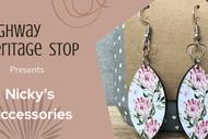 Highway Heritage Stop presents Nicky's Accessories