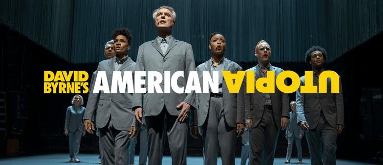 'David Byrne-American Utopia'