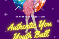 Image for event: Out & Proud Taranaki Authentic You Youth Ball