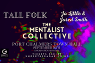 Image for event: The Mentalist Collective and friends: CANCELLED