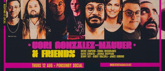 Comedy Night with Cori Gonzalez-Macuer & Friends