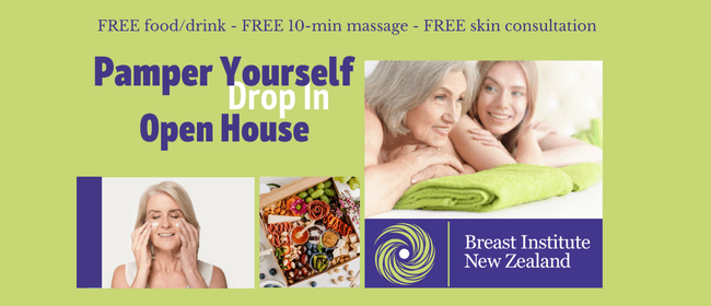 Pamper Yourself Open House