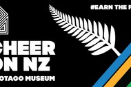 Image for event: Cheer On NZ