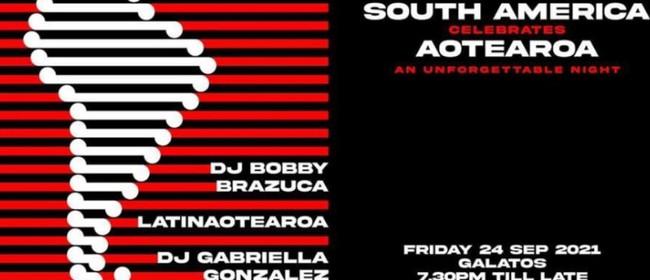 South America celebrates Aotearoa