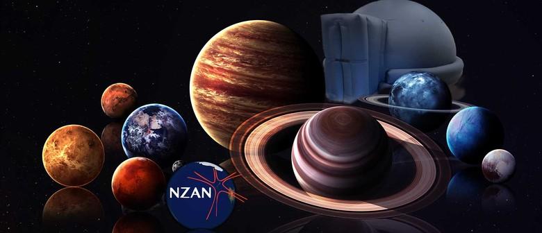 Astrobiology Dome planetarium shows