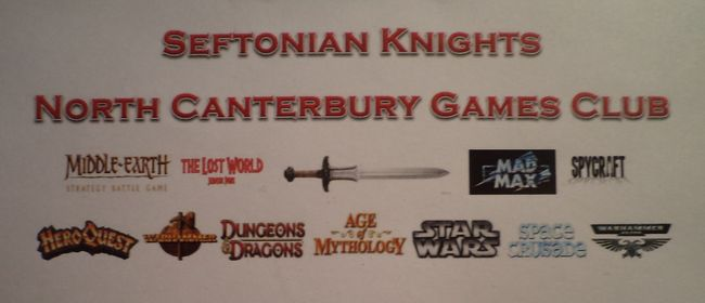 Seftonian Knights - Fantasy Swordplay & Table-Top RPG
