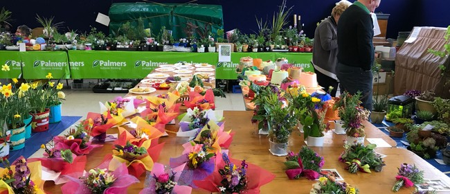 Spring Flower Show - Titahi Bay Horticultural Society