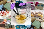 Natural Soap Making Class
