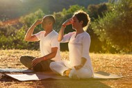 Image for event: Sunrise Yoga on Mondays