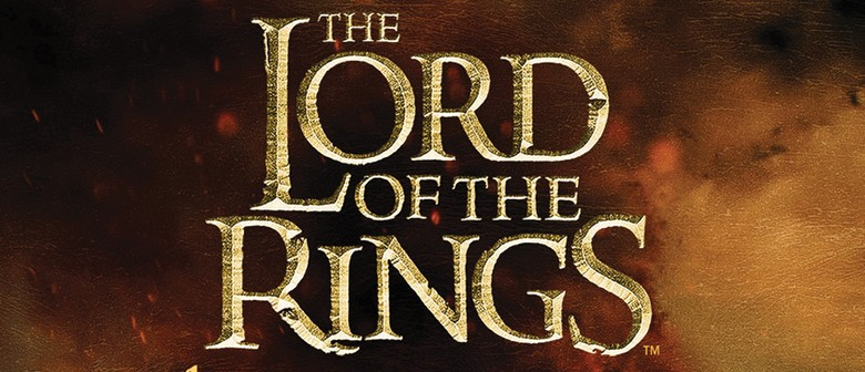 Lord of The Rings Trilogy Movie Marathon