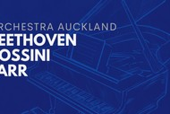 Image for event: Beethoven, Rossini & Farr - Orchestra Auckland & Justin Bird: CANCELLED