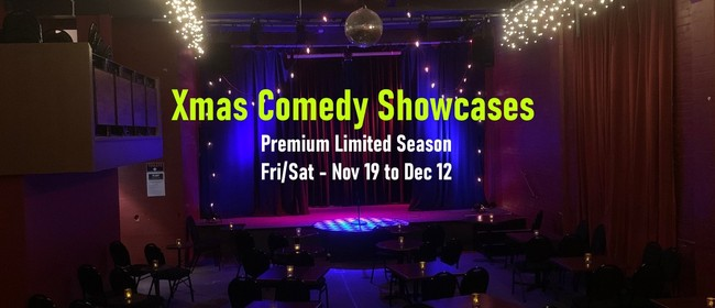 The Classic Xmas Comedy Showcases