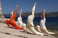 Image for event: Yoga Class Suitable for Beginners -  Level 1- 2