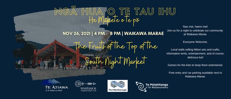 Waikawa Marae - Nga Hua o te Tau Ihu  2021