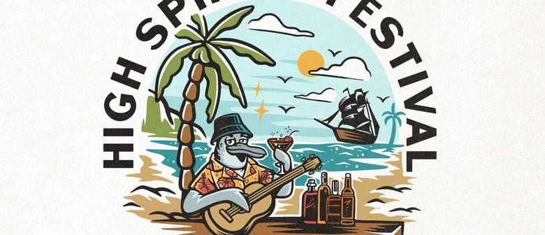 High Spirits Festival Bay Of Islands: POSTPONED