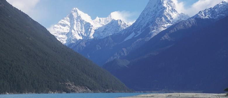 Tamostsu Nakamura: To the Alps of Tibet