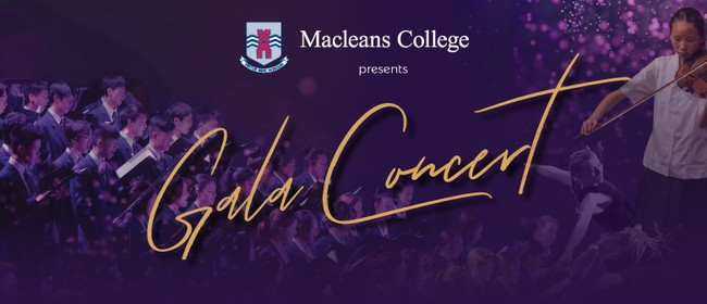Macleans College Gala Concert 2021: CANCELLED