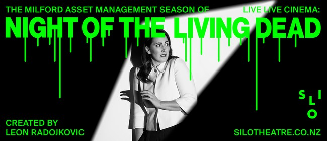 Live Live Cinema: Night of the Living Dead