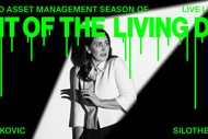 Image for event: Live Live Cinema: Night of the Living Dead