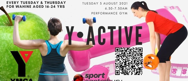 Y-ACTIVE Personal Training Gym Programme