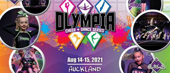 Olympia Cheer - Auckland 2021