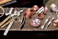 Beginner's Wednesday Morning Jewellery Classes