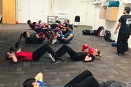 Kickboxing/Sanda classes