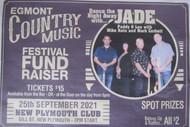 Image for event: Egmont Country Music Festival Fundraiser: POSTPONED
