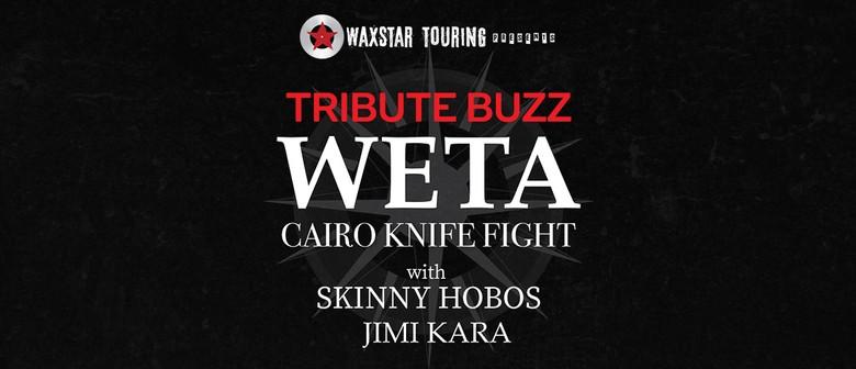 Weta & Cairo Knife Fight Tribute + Skinny Hobos & Jimi Kara