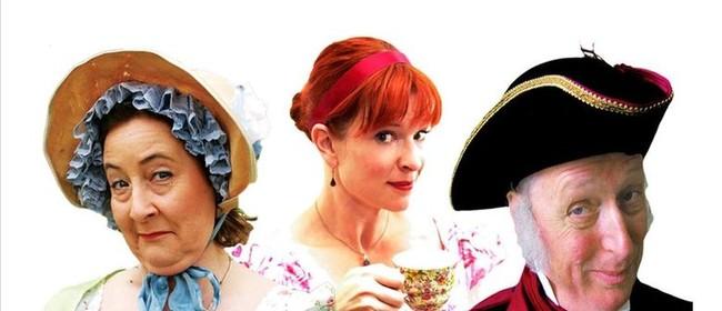 Austen Found: CANCELLED