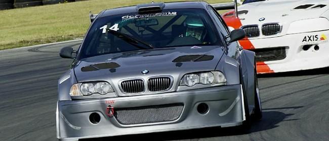 Motorsport promotional image