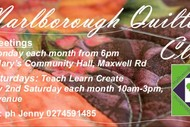 Image for event: Marlborough Quilters Club Nights